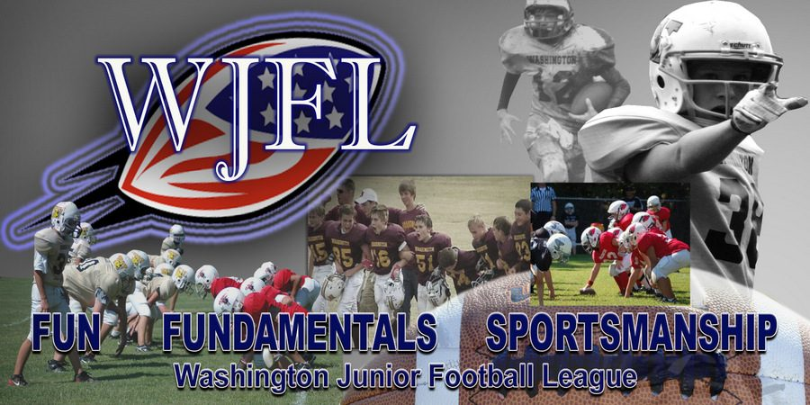 Washington Junior Football League – Fun, Fundamentals, Sportsmanship